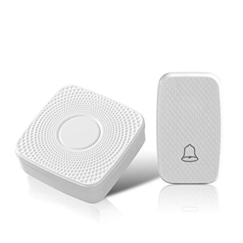 IGRNG Smart Home WiFi inalámbrico Timbre, de Larga Distancia a...