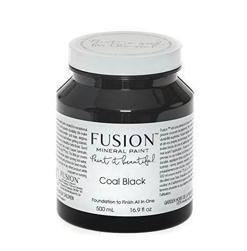 Fusion Mineral Paint 500 ml Coal Black