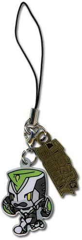 Tiger Max 70% OFF Bunny Wild Cellphone Charm trend rank Metal