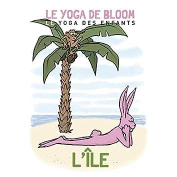 Voyage sur une île (Le yoga des enfants)