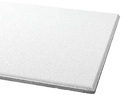 Armstrong® Acoustical Ceiling Tile 1912a Ultima Humiguard Plus Beveled Tegular, 24x24x3/4 In., 12 Per Case
