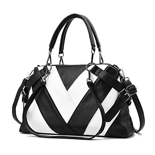 LXESWM Handtassen Voor Vrouwen PU Lederen Schoudertas Lichtgewicht Hobos Tote Bag Cross Body Bag Grote Capaciteit Mode Messenger Bag Ontwerper Handtassen Reistassen