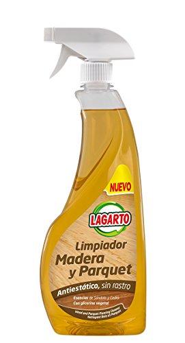Lagarto Limpiador - Madera y Parquet - Paquete de 10 x 750...