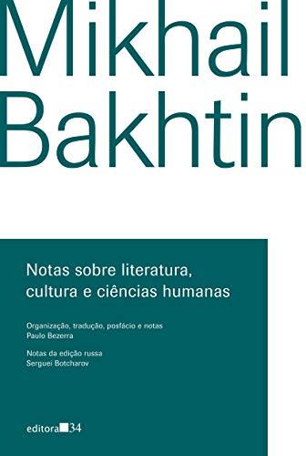 Notas sobre literatura, cultura e ciências humanas