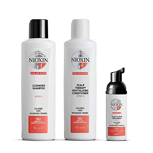 NIOXIN System 4 Trial Kit Small 340 ml (E001-20P-008007)