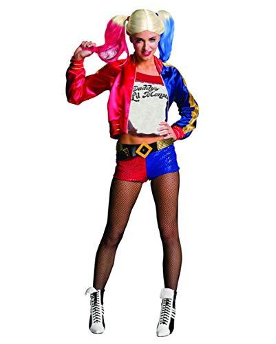 Horror-Shop Suicide Squad Harley Quinn DC Comic Kostüm L