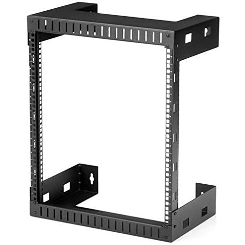 StarTech.com 12U 19' Wall Mount Network Rack - 12' Deep 2 Post Open...