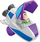 "​For kids ages 3 years and older ​Press button on back of Spaceship Cruiser to see Buzz Lightyear pop up & the vehicle transform! ​Roll vehicle along to ""fly"" from one adventure to the next Includes 1 Buzz Pop-Up Spaceship Cruiser Collect additional ..."