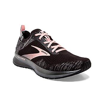 Brooks Levitate 4 Running Shoe Black/Grey/Coral Cloud 9.5 B  M