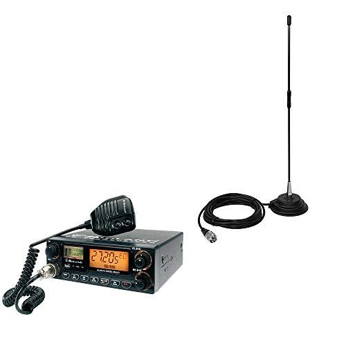 Compatible con Cualquier Radio CB sin Cable Antena CB PNI ML160 145 cm de Largo