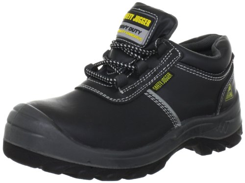 Safety Jogger Aura Unisex-Erwachsene Sicherheitsschuhe , Schwarz (Blk), EU 42