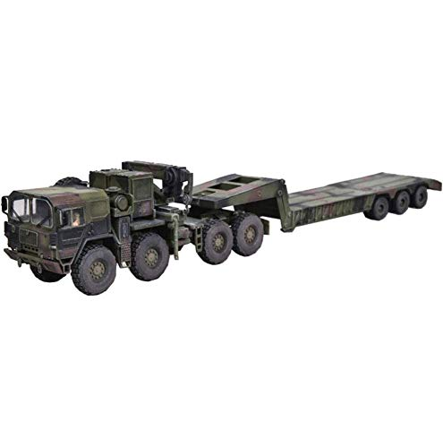 Yxxc Model 1/72 Scale Diecast Tank Plastic Model, German Kat1m1014 8 8 High-Mobility Off-Road Truck, Military Toys and Gifts