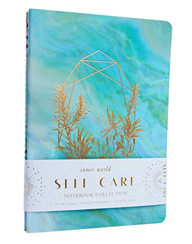 Self-Care Sewn Notebook Collection (Set of 3)