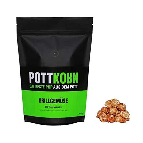 Pottkorn - Dat Beste Pop aus dem Pott - Grillgemüse 80 g Tüte