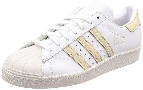 adidas Superstar 80s, Scarpe da Fitness Uomo, Multicolore (Ftwbla/Tincru/Balcri 000), 42 2/3 EU