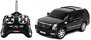Liberty Imports General Motors Escalade RC Radio 2.4G Remote Control SUV Car 1:24 Scale (Black)