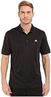 (アディダス) adidas メンズタンクトップ・Tシャツ Branded Performance Polo Black 2XL 2XL [並行輸入品]