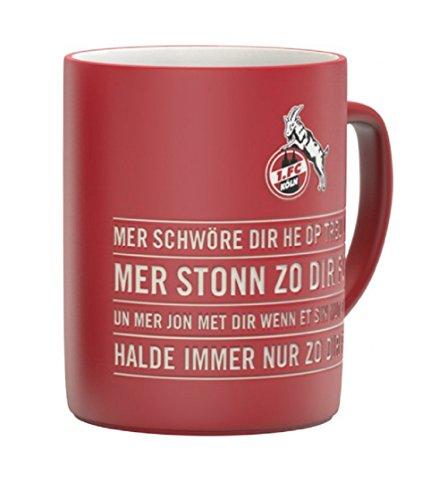 "Tasse ""Hymne"" 1. FC KÖLN"