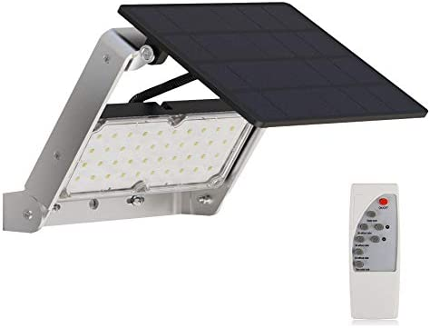Solar Lights Outdoor with Motion Sensor Adjustable 72 Hour Standby IP65 Waterproof Ultra Bright product image