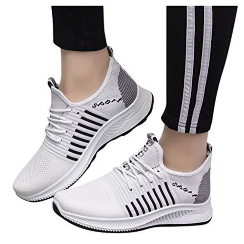 Gymschoenen voor dames en heren, sneakers, sportschoenen, schoenen, straatloopschoenen, vrijetijdsschoenen, slip-on sneakers, gym, comfortabel, ademend, wandelschoenen