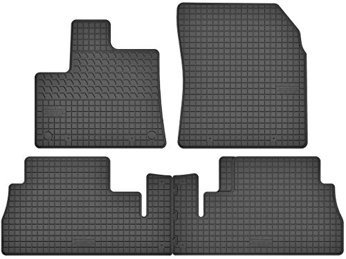 Motohobby Gummimatten Gummi Fußmatten Satz für Toyota ProAce City Verso (ab 2019) - Passgenau