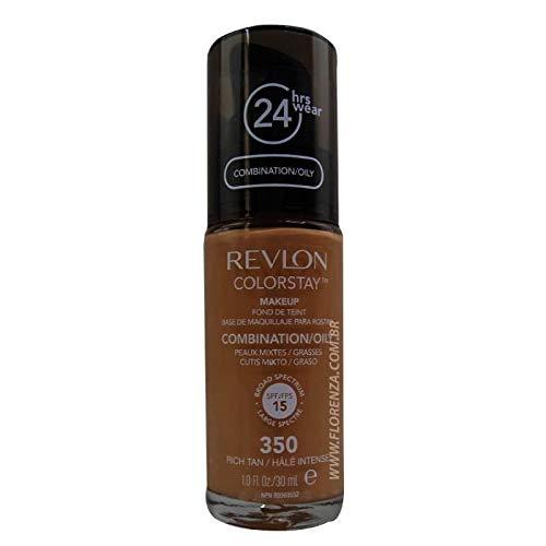 Revlon Colorstay Make Up Combination Oily Skin 350 Rich Tan 30ml