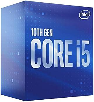 Intel Core i5-10400 10th Generation 6-Core 2.9 GHz Desktop Processor