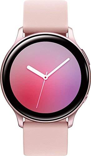 Samsung Galaxy Watch Active 2 (Bluetooth) 40mm, Aluminum, Pink