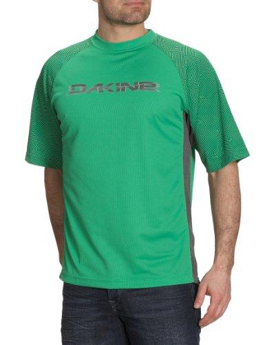 Dakine Herren Bike Trikot Rail, green, M