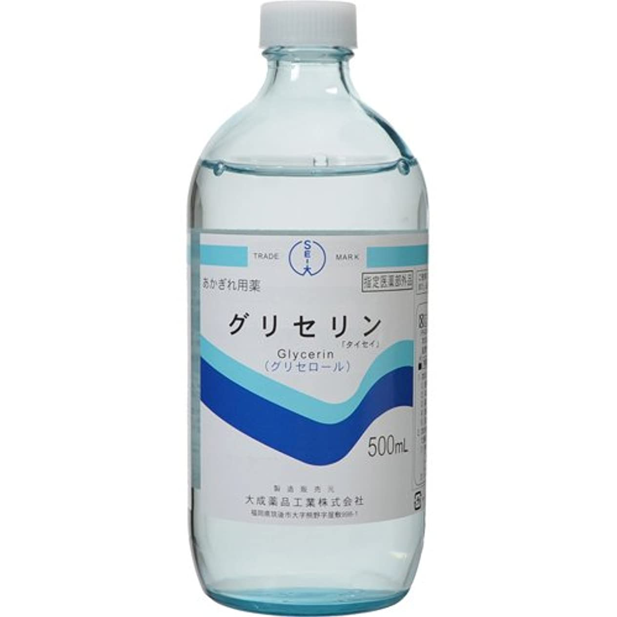大成 グリセリン  500ml [指定医薬部外品]