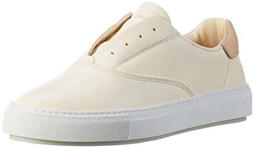 Marc O'Polo Damen 70114053501102 Sneaker, Weiß (Offwhite), 39 EU