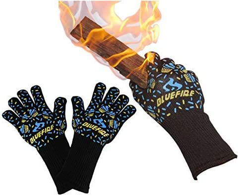 Blue fire pro oven gloves