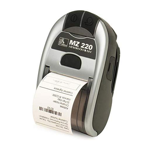 Étiqueteuse Portable Imprimante thermique mobile portative androïde de mini-imprimante de ticket d'imprimante thermique de poche mini portable Résistant pour Etiqueteuse
