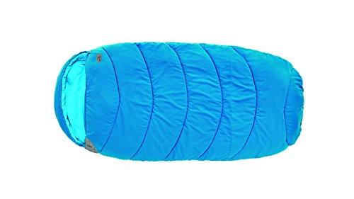 Easy Camp Ellipse Lake Blue Schlafsäck, Blau, One Size