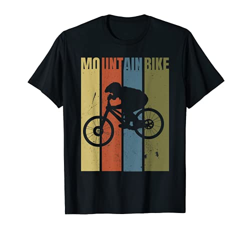 Mountainbike Downhill Mountainbiker Trikot T-Shirt