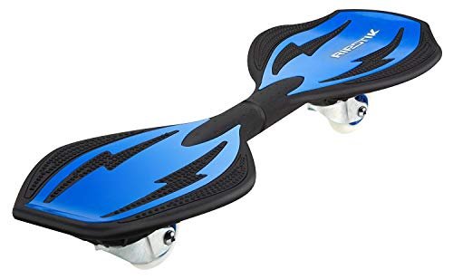 RipStik Ripster Caster Board - Blue (Renewed)