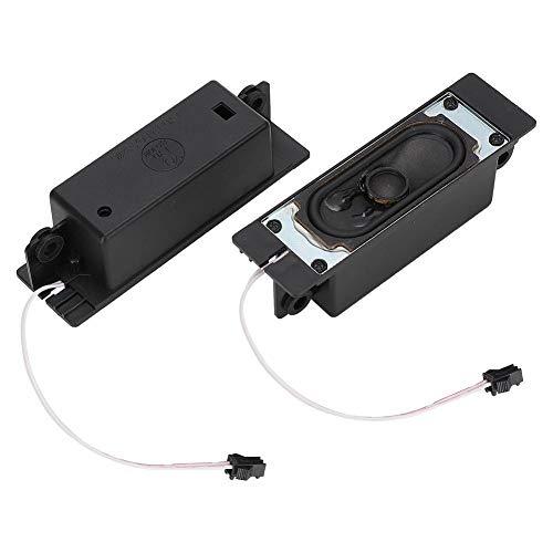Find Discount V BESTLIFE 2Pcs 8 Ohm 10W TV Speaker Unit Loudspeaker Sound Amplifier Replacement for ...