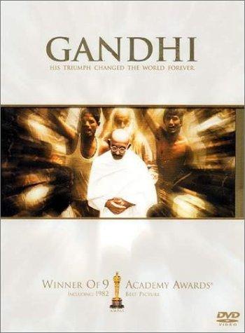 Gandhi by Ben Kingsley