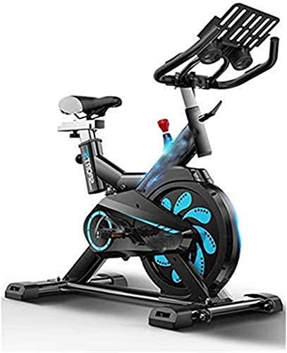 NBLD Bicicletas estáticas para Uso en el hogar, Ultra silencioso para el hogar, Interior, Juego Inteligente, Bicicleta Deportiva