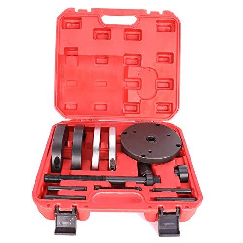 Sfeomi Radlager Radnabe 14-TLG Abzieher Wechsel Montage Werkzeug Für Mazda C-Max Focus Volvo C70 (78MM)