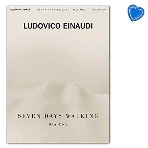 Seven Days Walking - Day One - Piano solo von Ludovico Einaudi - Chester Music HL00291388 9781540049216