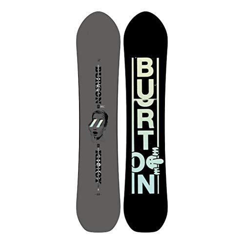 Burton Kilroy 3D - Tabla de snowboard para hombre, talla 145, color gris