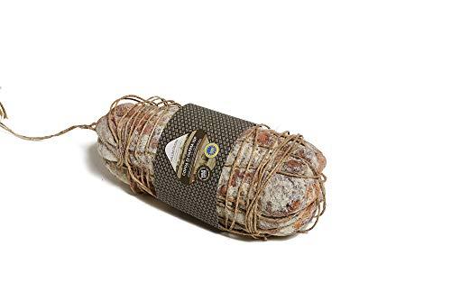 Coppa di Parma I.G.P. Salumi Pasini®   Entera 1,6 Kg   Embutido artesanal italiano curado   Ideal para el aperitivo   Sin gluten, sin lactosa y sin transgénicos