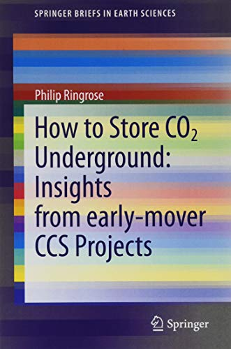 How to Store Co2 Underground: Insights from Early-Mover CCS Projects