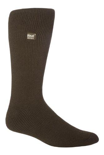 Original Heat Holders Thermal Socks - Men's Forest Green 6-11 uk, 39-45 eu