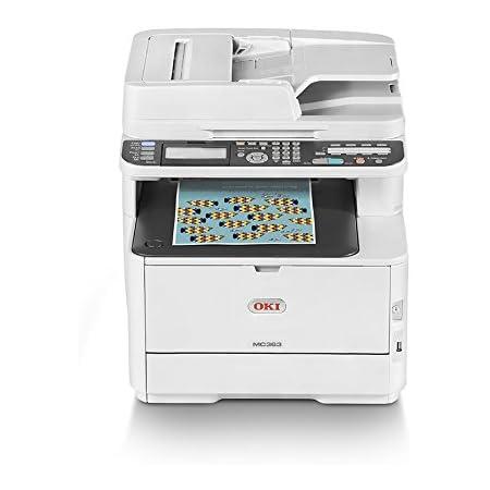 Oki Mfp Mc363dn Multifunktionsdrucker Computer Zubehör