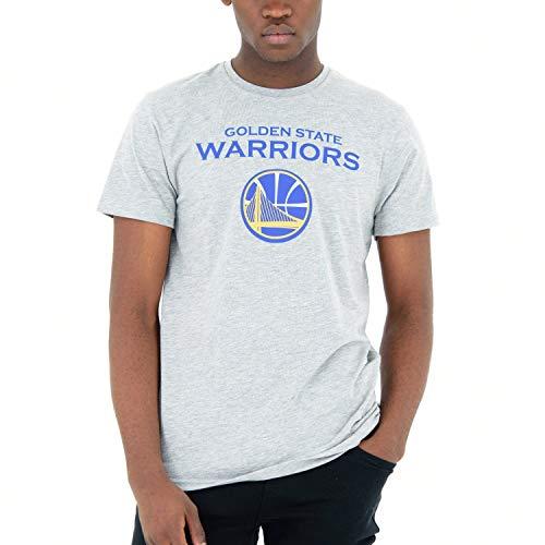 New Era Team Logo Golwar Camiseta, Unisex Adulto, Gris (LGH), XL