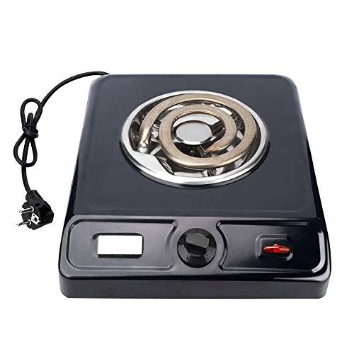 Elektrische fornuis, 1000 Watt 220 V elektrisch fornuis kookplaat huishouden keuken instelbare power fornuis Eu-stekker