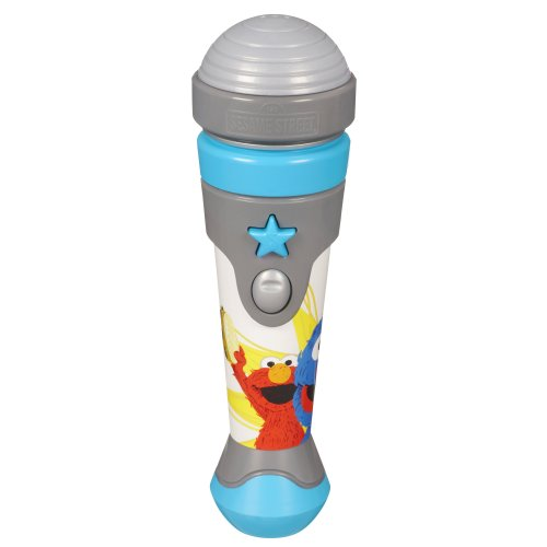 For Sale! Playskool Let's Rock! Grover Microphone