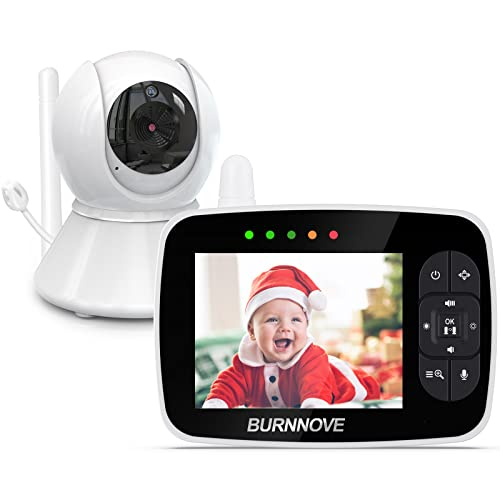 Burnnove -  Babyphone mit kamera